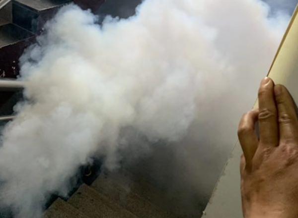 开封警察学院蚊蝇消杀